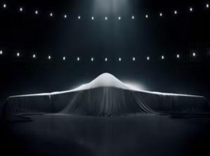 Shrouded airplane
