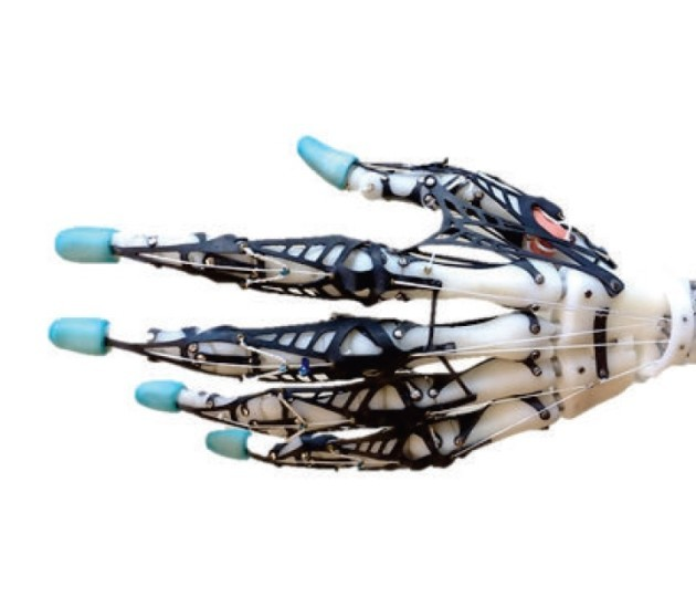 UW researchers' robot hand comes creepily close to human functionality