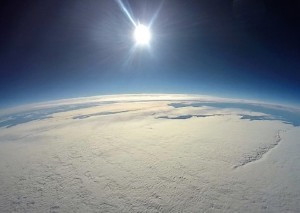 Stratospheric view
