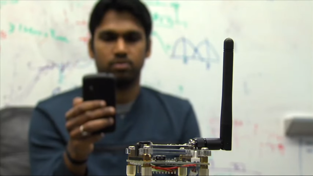 Jeeva Wireless, founded by UW researchers, raises $1.2M to develop 'breakthrough' passive Wi-Fi system