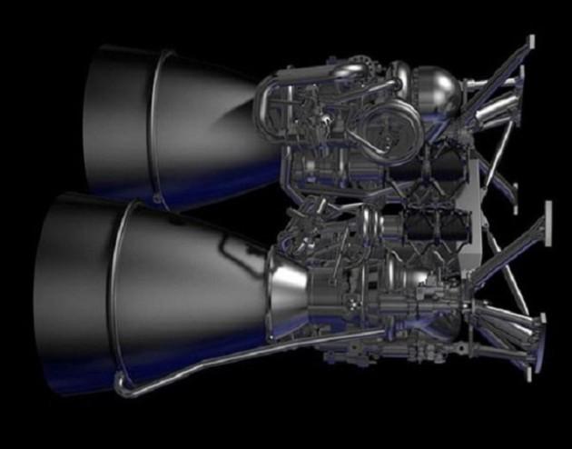 AR1 rocket engine