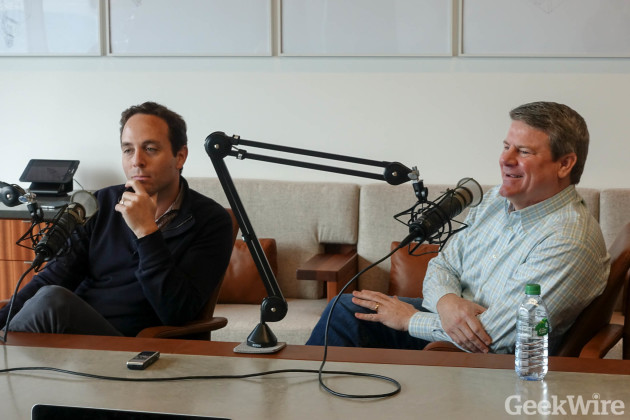 GeekWire Radio at Zillow Group HQ