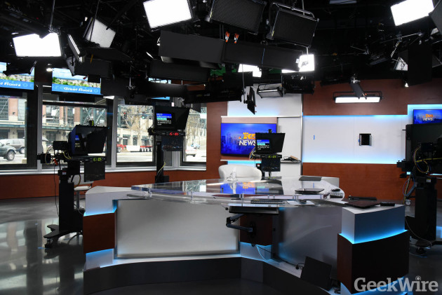 King 5 new studio
