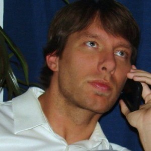 MarketingZoom founder Tony Scott.