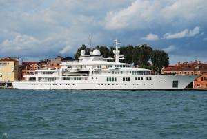 M/V Tatoosh yacht