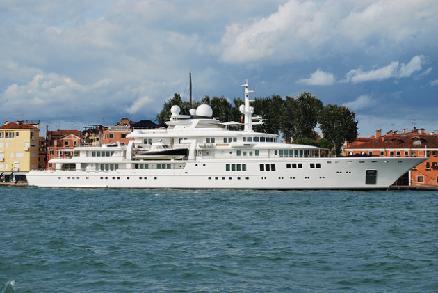 M/V Tatoosh yacht