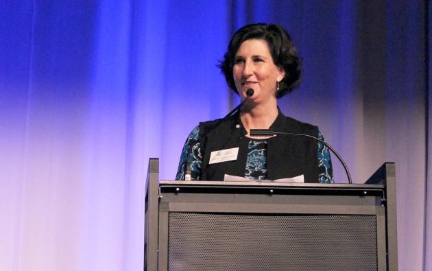Bellevue Councilmember Lynne Robinson.