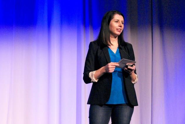 Liz Pearce. (GeekWire File Photo.)