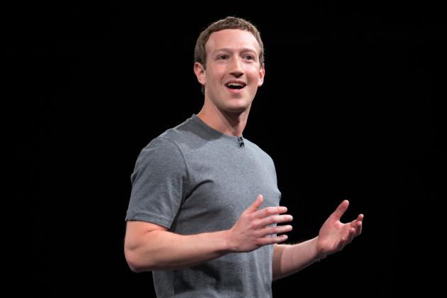 Facebook CEO Mark Zuckerberg (photo Facebook).