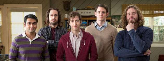 Photo via Silicon Valley/HBO.
