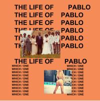 Kanye's new album cover.