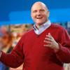 Former Microsoft CEO Steve Ballmer. (File Photo/Microsoft.)