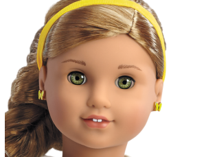 Lea, the Girl of the Year from American Girl. (AmericanGirl.com)