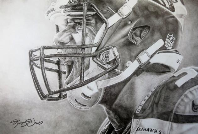Keegan Hall art