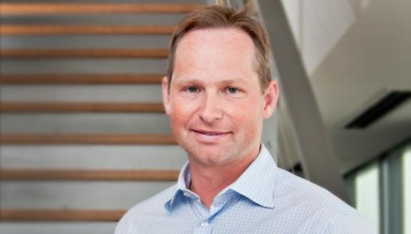 Expedia CFO Mark Okerstrom