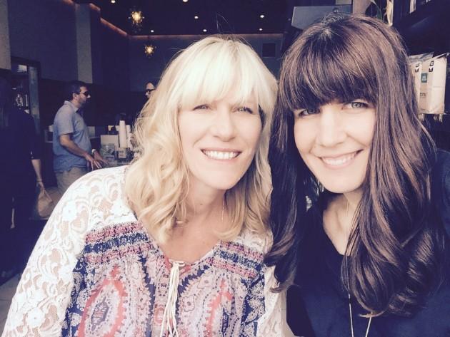 Namastream co-founders Jennifer and Sandy