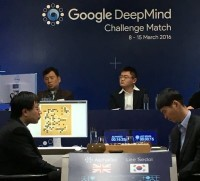 AlphaGo vs. Lee Sedol in Go showdown