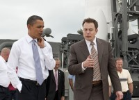 Obama and Musk