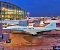 Boom supersonic jet concept