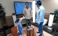 Holoportation demonstration