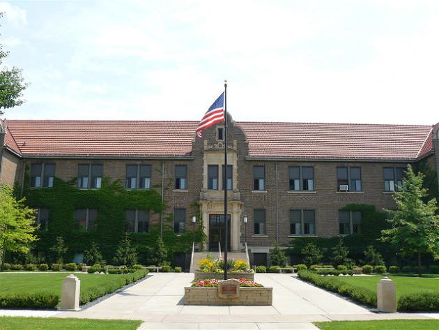 Washington State University. (Flickr.com/Cursedthing).