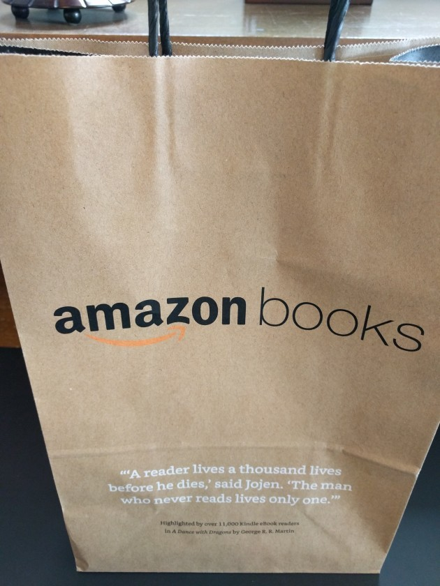 Amazon Books 4 Months Later The Retail Giant S Bricks And Mortar
