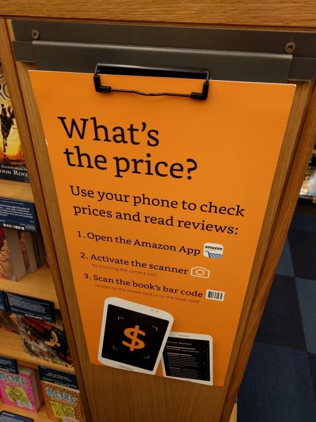 AmazonBookspricesign