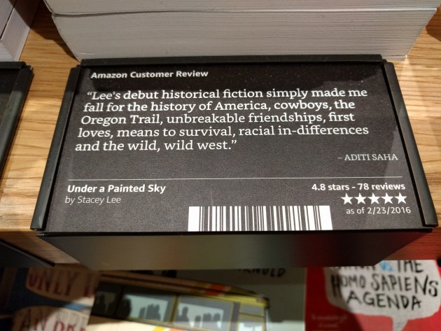 AmazonBooksshelftalker