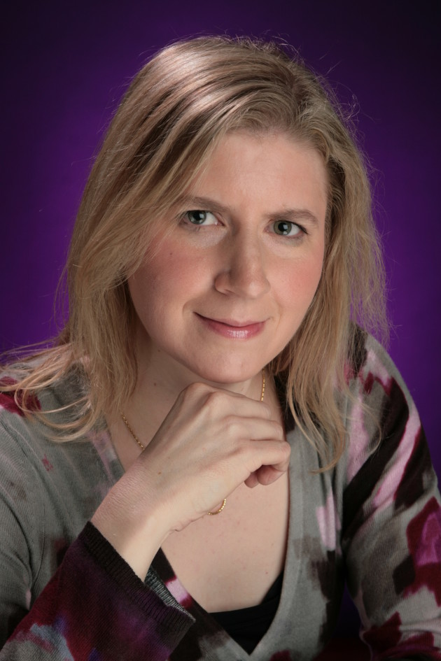 Amy Raby, non-fiction author and computer science graduate.