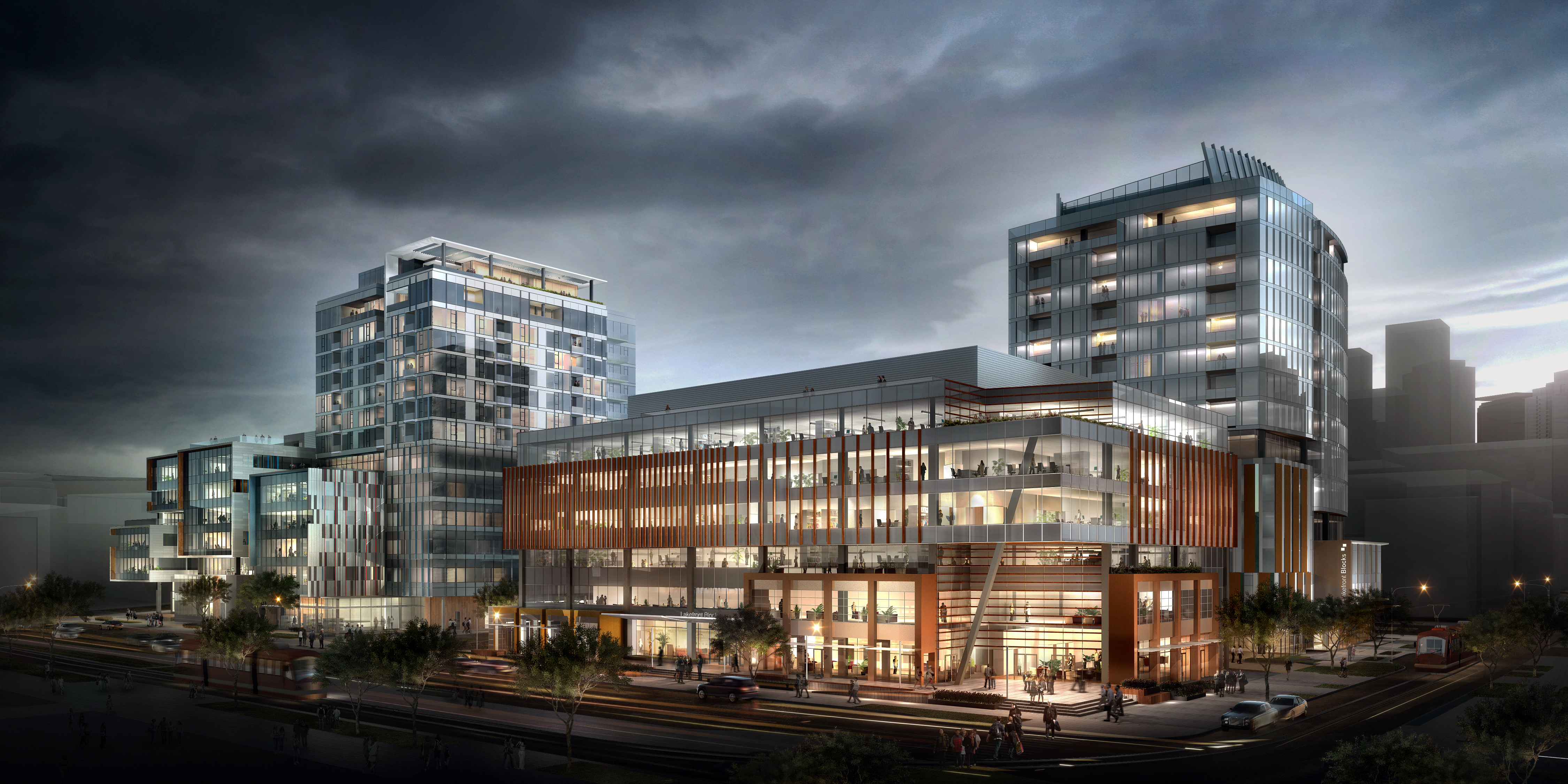 Google to move to new 4 building complex in amazon 39 s for Google house builder