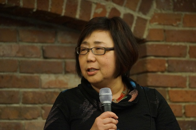 Lily Chang. (GeekWire photo.)