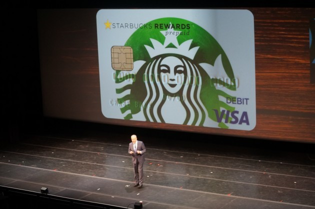 kevinjohnsonstarbucks - Prepaid Rewards Card