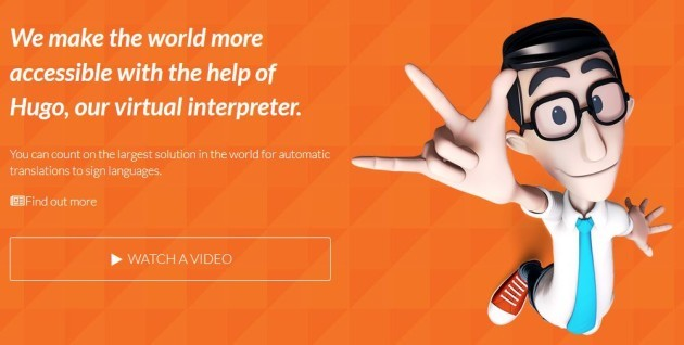 Brazil's HandTalk is an app that helps the hearing impaired communicate through sign language.