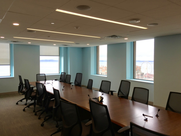Nuance's main conference room, courtesy of Nuance.