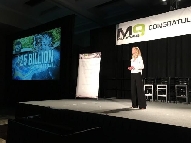 StormSensor CEO Erin Rothman