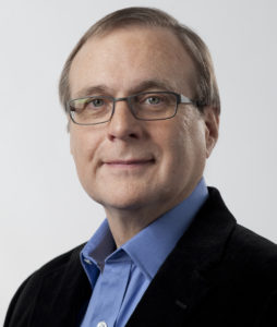 Paul Allen, Vulcan Capital founder.