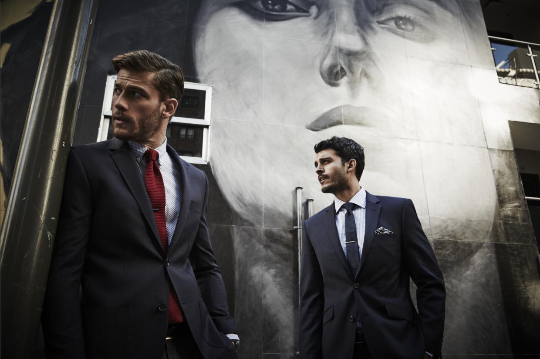 Warby Parker Of Suits Combatant Gentlemen Opens Pop Up