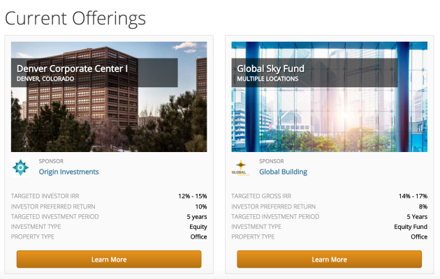 Crowdstreet raises 35m for commercial real estate investment crowdstreets commercial real estate investment platform continues to find success and the portland based startup today announced a 35 million series a sciox Gallery