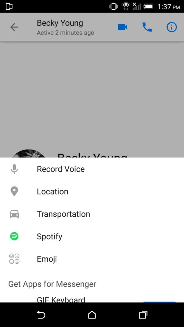 facebookspotify