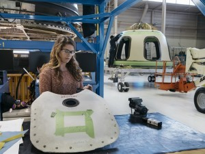 Crew capsule assembly