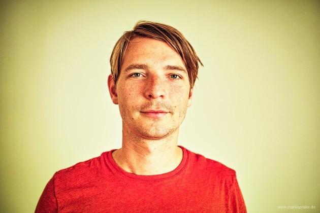 Mesosphere CEO Florian Leibert. Image via his blog.