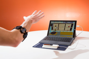 Patients use Leap Motion sensors to play video games, helping them stay more engaged with their occupational therapy.