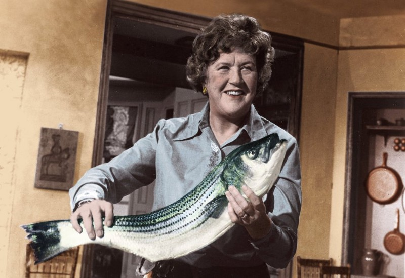 Amazon's Twitch launches 24/7 food channel with Julia Child marathon