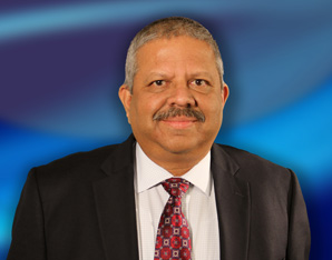 Sankar (Jay) Jayaram, president and CEO of Voke