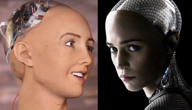 Experts work to turn AI robots into friendly faces – GeekWire