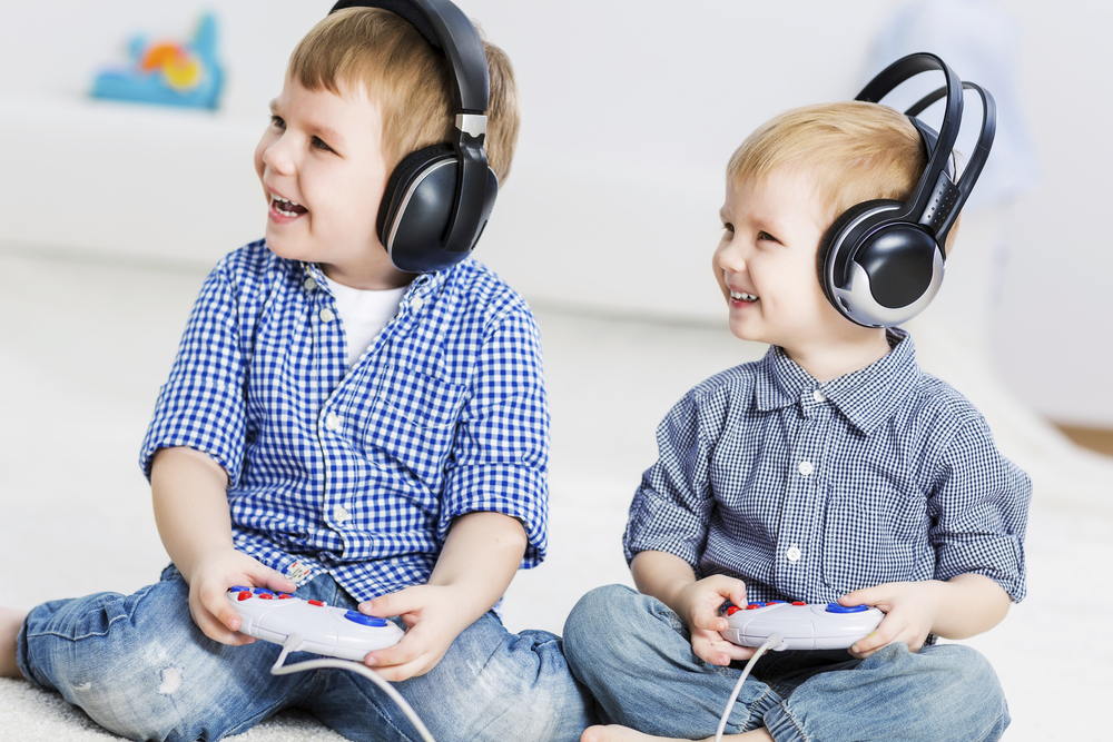 Video games can be good for kids, study finds - CBS News