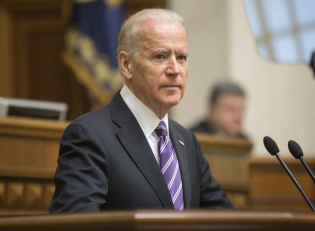 Vice President Joe Biden (Photo: Shutterstock).