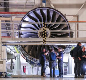 Image: Internet of Things jet engine