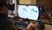 Controlling robotic arm - BluHaptics