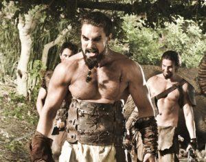 Dothraki on Game of Thrones